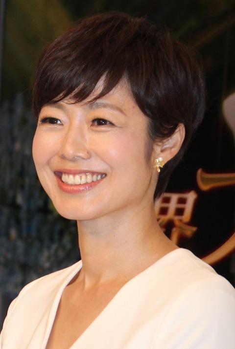 有働由美子、『zero』で噛みまくり&意味不明な発言連発…「ポンコツ」「期待外れ」と酷評