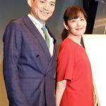 博多華丸と富田靖子