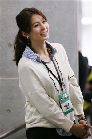 NHKの杉浦友紀アナウンサー