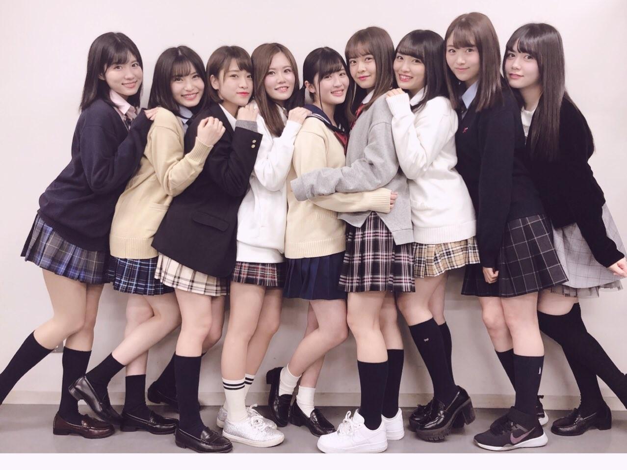 Japanese Schoolgirl Group Sex
