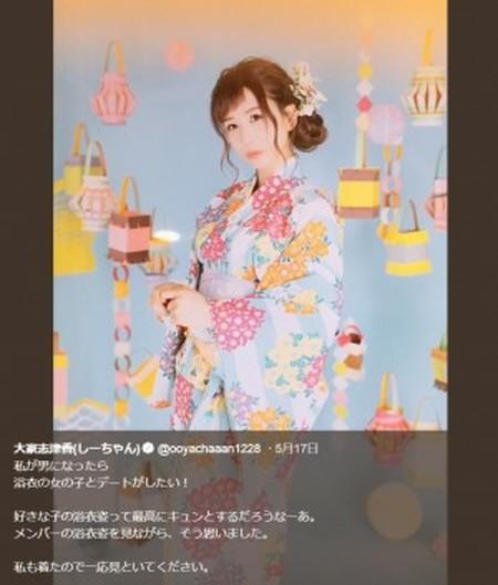 <AKB48>大家志津香、芸能界引退したら福岡の寿司屋を継ぐ・・・「一緒にお店やってくれるお婿さんを募集します」