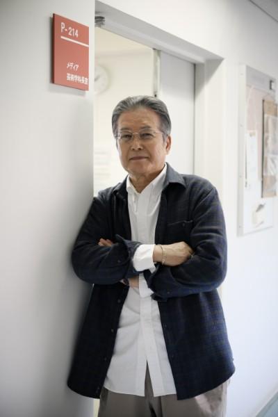 俳優・小野寺昭「殿下」が短大の「学科長」になっていた