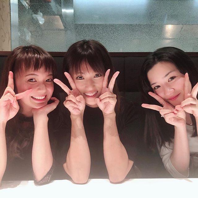 深田恭子、多部未華子、永野芽郁三姉妹ショットに熱視線!一番可愛いのは誰