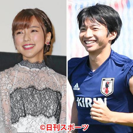 真野恵里菜「柴崎岳さんと今月入籍致しました」