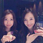 板野友美と妹