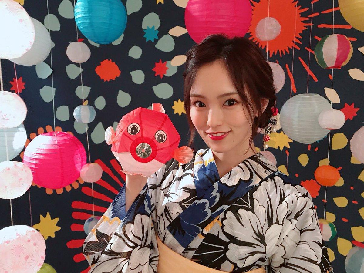 <NMB48>山本彩「25歳になりました」 かわいい浴衣姿で報告 祝福コメント殺到