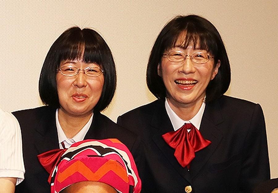 阿佐ヶ谷姉妹、同居生活を解消したと明らかに 江里子が隣の部屋に引っ越す