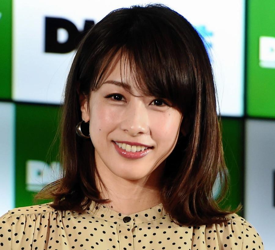加藤綾子「お尻を爆発させたい」 スタイルアップについて熱く語る