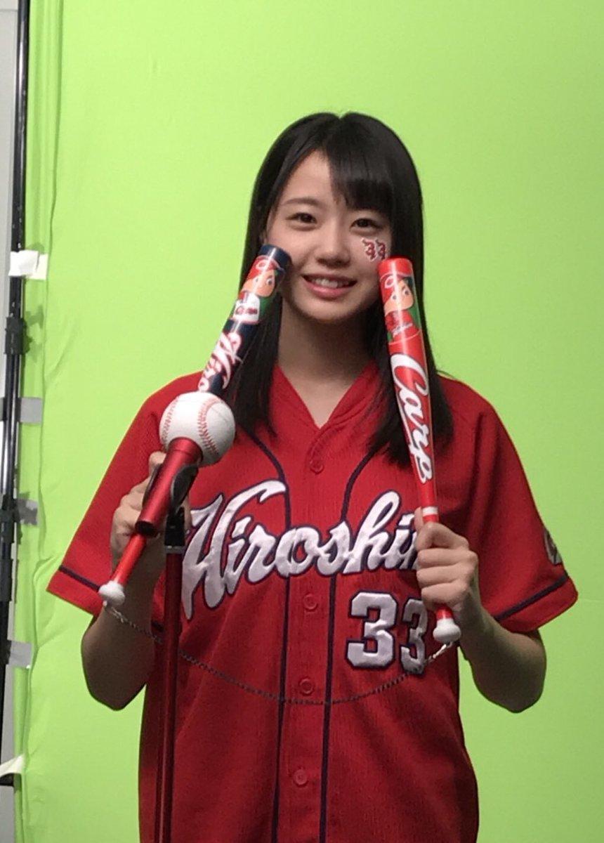 <STU48>瀧野由美子、ノーバンならず「悔しいです」 「カープ女子」2年前までビールの売り子