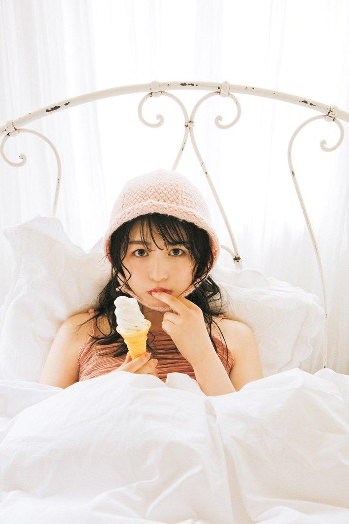 <欅坂46>長濱ねる、ロリータファッションのかわいすぎる姿を披露