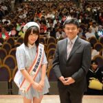 松村香織と松本武洋市長