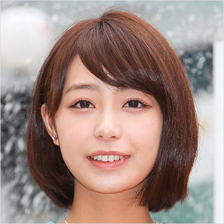 """TBS宇垣美里アナ、""""公然キスマーク""""にネット民大混乱"""