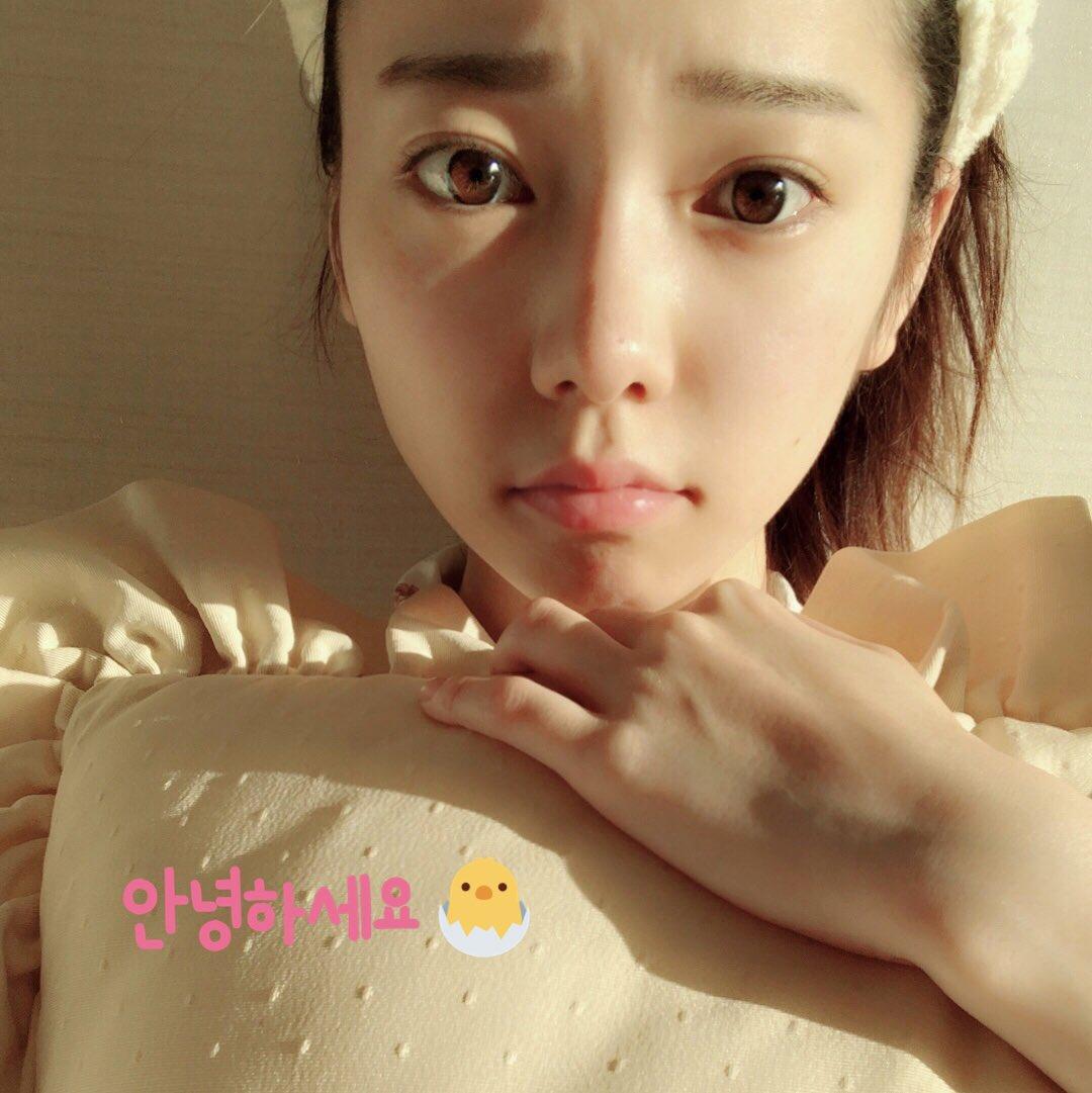 """<元AKB48>島崎遥香、可愛すぎる寝起き""""ぷるぷる赤ちゃん肌""""が話題「天使が迎えに来たかと思った」絶賛の声"""
