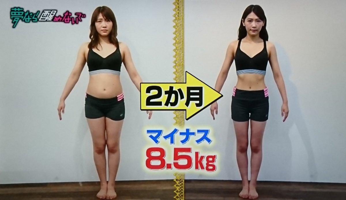西野未姫、AKB48卒業後に15kg増 -8.5kgのダイエット成功で「第2のまゆゆに戻れた」 ビフォーアフター写真公開