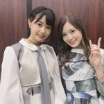 瀧野由美子と白石麻衣