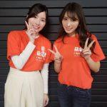 松井珠理奈と森咲智美