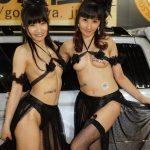 東京オートサロンのコンパニオン