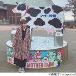 岡井千聖のバスツアー