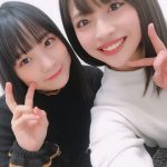 金澤朋子と稲場愛香
