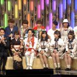 うたコンに出演したAKB48