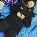 土屋太鳳の寝顔