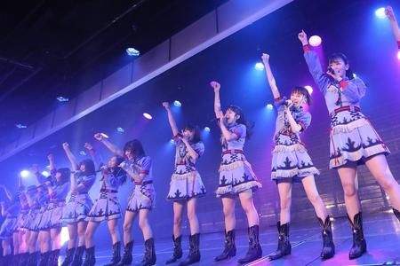 活動を再開したNGT48