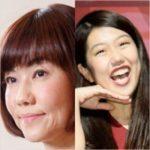 横澤夏子と松本伊代