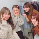 伊藤美来、三森すずこ、久保ユリカ、若井友希