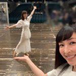 生田絵梨花と麻生久美子
