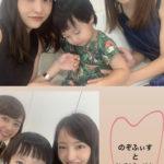 前田敦子の息子、川崎希、板野友美