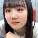 HKT48の卒業を発表した工藤陽香