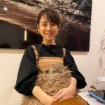 石田ゆり子と猫