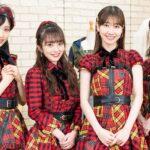 AKB48 小栗有以、向井地美音、柏木由紀、横山由依
