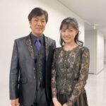 野口五郎と長女の文音